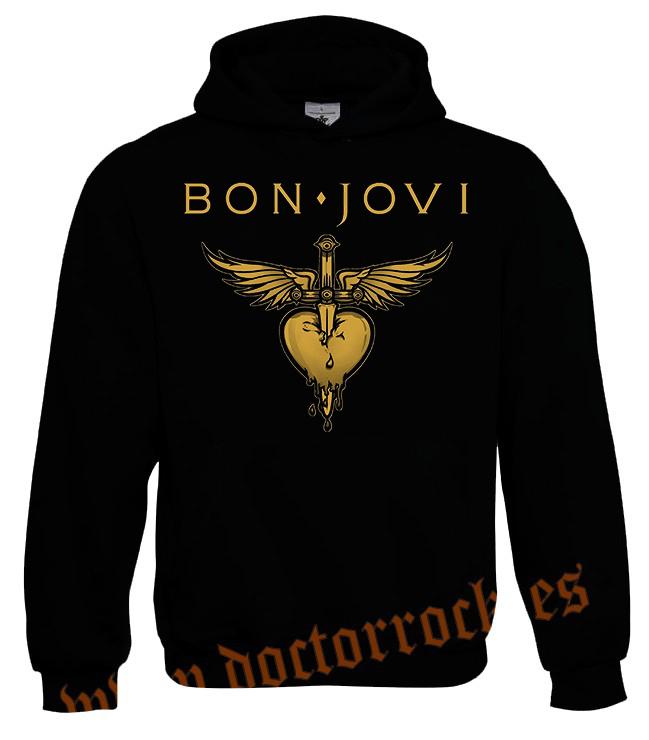 f64c2cb38 Sudadera Bon Jovi - DOCTOR ROCK