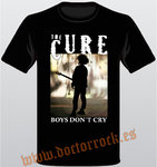 Camiseta The Cure Boys Don't Cry