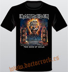 Camiseta Iron Maiden The Book Of Souls Mod 5