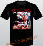 Camiseta Cannibal Corpse Tomb Of The Mutilated