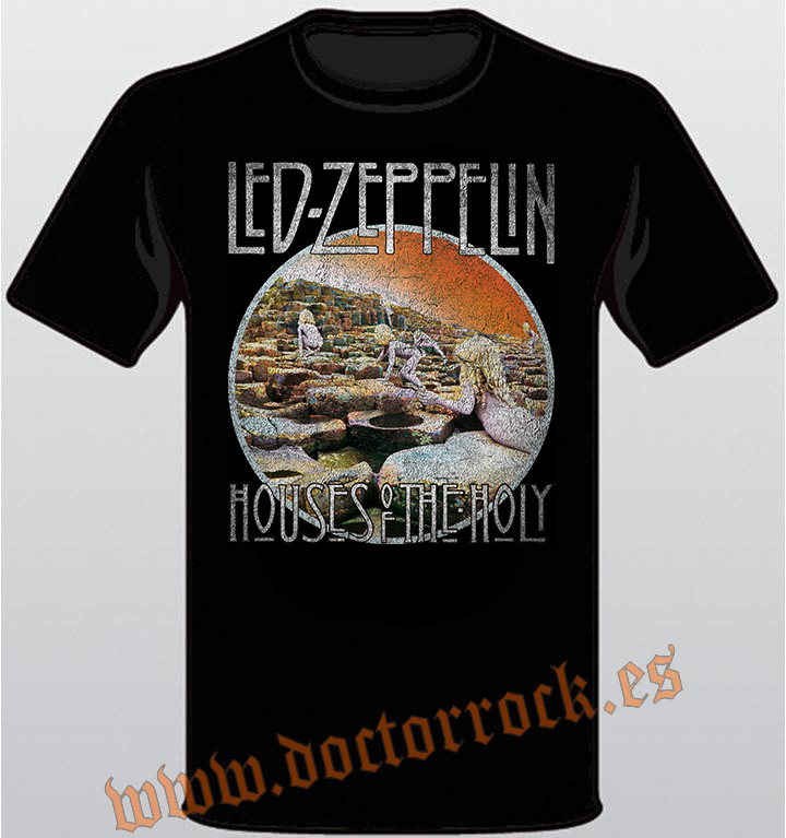 Camisetas vintage Led zeppelin