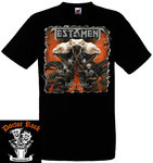 Camiseta Testament Brotherhood Of The Snake