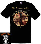 Camiseta Max & Iggor Cavalera Return To Roots