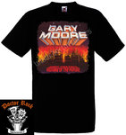 Camiseta Gary Moore Victims Of The Future