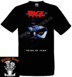 Camiseta Rage Reign Of Fear