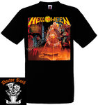 Camiseta Helloween Gambling With The Devil