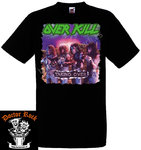 Camiseta Overkill Taking Over