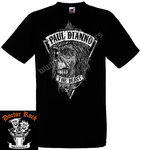 Camiseta Paul Di'Anno The Beast