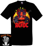 Camiseta AC/DC She Devil