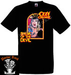Camiseta Ozzy Osbourne Speak Of The Devil