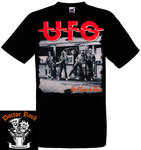 Camiseta UFO No Place To Run