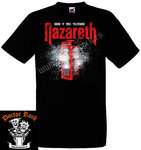 Camiseta Nazareth Rock & Roll Telephone