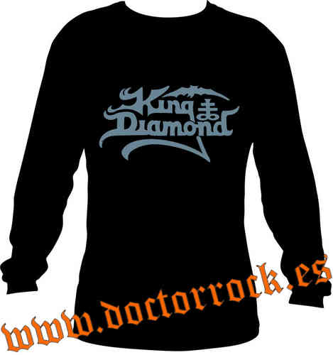 Camiseta king diamond manga larga