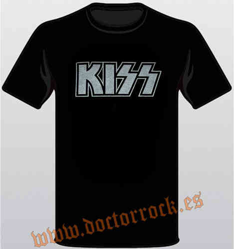 Camiseta Kiss logo