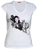 Camiseta Biker queen (mod. Martinica)