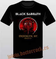 Camisetas de Black Sabbath