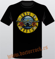 Camisetas de Guns and Roses