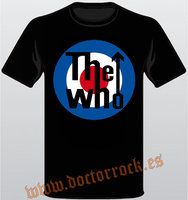 Camisetas de The Who