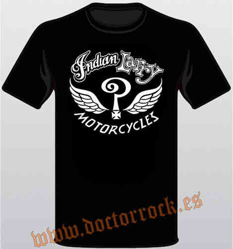 Camiseta Indian Larry