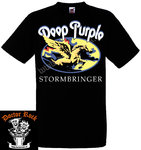 Camiseta Deep Purple Stormbringer