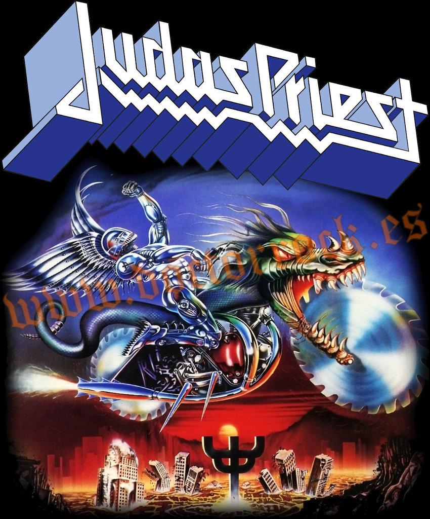 084e61e14640e Camiseta Judas Priest Painkiller; Camiseta Judas Priest Painkiller