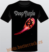 Camisetas de Deep Purple