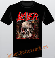 Camisetas de Slayer
