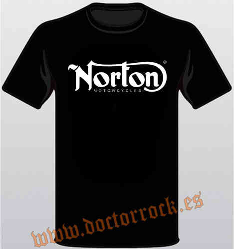 Camiseta Norton Motorcycles