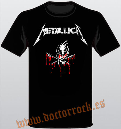 Camiseta Metallica Live Shit