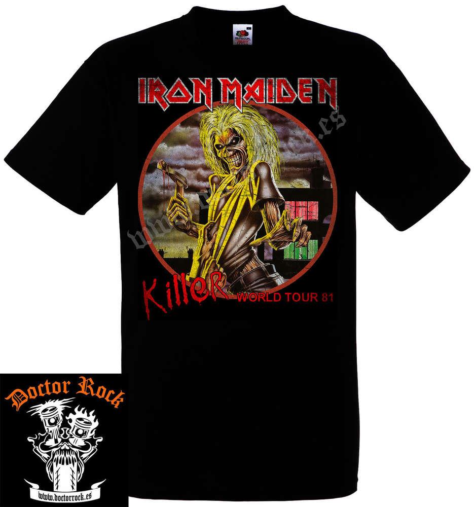 Killers Sudadera con Capucha Iron Maiden