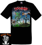 Camiseta Tankard One Foot In The Grave