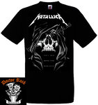 Camiseta Metallica 2018 Madrid Spain