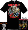 Camiseta Iron Maiden 82 Tour