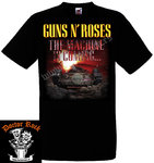 Camiseta Guns N Roses The Machine Is Coming...