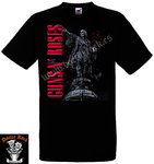 Camiseta Guns And Roses 2018 Tour Barcelona