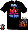 Camiseta Deep Purple Burn Album