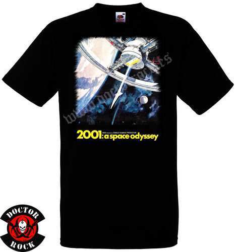 Camiseta 2001: A Space Odyssey