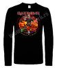 Camiseta Iron Maiden Nights Of The Dead M/L